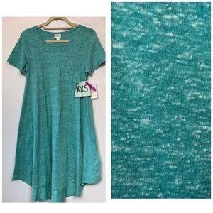 LuLaRoe Carly Dress Size XXS NWT